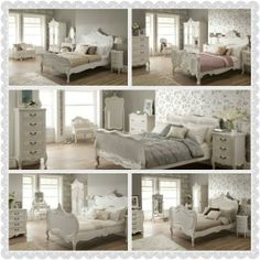 French Bedroom, Shabby Chic, Love Beautiful, Want