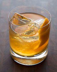 Maple-Bourbon Smash - 1/2 ounce pure maple syrup, preferably Grade A Dark Amber  1/2 ounce fresh orange juice  1/4 ounce fresh lemon juice  4 dashes of Angostura bitters  1/2 orange wheel  2 ounces bourbon  Ice  1 1/2 ounces chilled seltzer