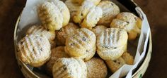 Passionfruit, White Chocolate & Toasted Coconut Melting Moments | Baking | MiNDFOOD