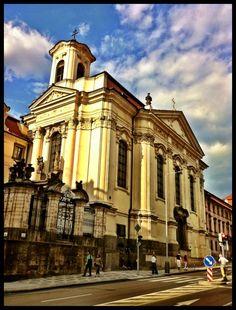Chrám sv. Cyrila a Metoděje | Ss. Cyril and Methodius Cathedral en Praha