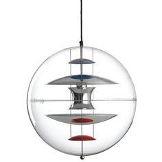 globe lampe verner panton