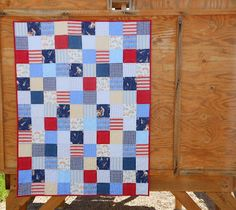 Creative Chicks: Boys at Play Patchwork