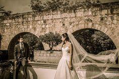 Fotografía de bodas en Morelia. Sesión antes de la ceremonia.