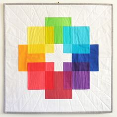 Luminous quilt pattern by Abby | Things for Boys