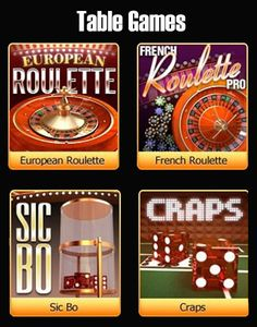 Play casino tables games online at Ceres Poker link: http://www.cerespoker.com/casino/index.html