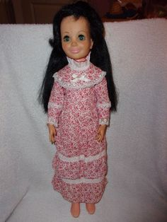 VINTAGE CRISSY FAMILY ~ TRESSY DOLL ~ #Ideal #Shoes