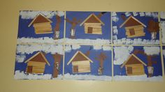 Cabane à sucre - canadian culture - can incorporate this into social studies and how we use our environment. Home Daycare, Daycare Crafts, Toddler Crafts, Preschool Activities, Crafts For Kids, Arts And Crafts, Sugar Bush, Canadian Culture, Mothers Day Crafts