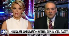 "Former Governor Mike Huckabee is angered by the cowardly GOP who are fearful that Donald Trump will, ""mess up the neat little package of fun."".  The Arkansas governor did not hold back on his conde…"