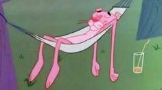 The Pink Panther Vintage Cartoons, Old Cartoons, Classic Cartoons, Cartoon Gifs, Cartoon Characters, Gif Animé, Animated Gif, Rosa Panther, Rosas Gif