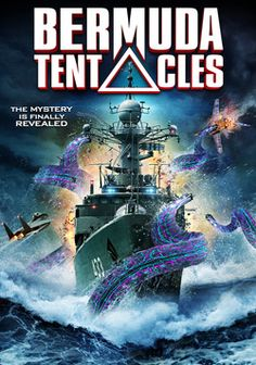 """Scotty reviews a B horror movie that features a tentacled menace at the bottom of the Bermuda Triangle in """"Bermuda Tentacles""""!"""
