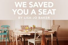 """The following is an excerpt from Lisa-Jo Baker's new study,We Saved You A Seat.Order your copy or see a free sample today at LifeWay.com/WeSavedYouASeat. You can also pick up a copy at your local LifeWay Store! If you ask people how they're doing these days you'll likely hear one of two responses: """"I'm fine"""" or …"""