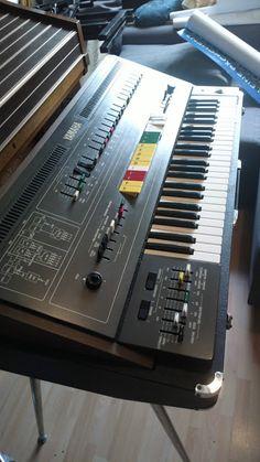 MATRIXSYNTH: Yamaha CS-50 Analog Synthesizer