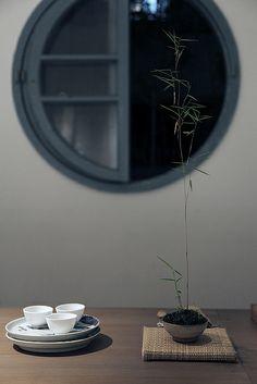 人澹如菊 。The way of Chinese tea