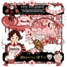 ♥KittzKreationz♥: Dreaming Of You