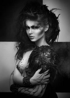 Tatiana Zolotashko Makeup Artist | Beautiful Work. Artistic Makeup #stage #art #photo