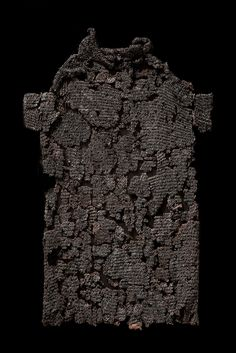 Chain mail from the Princes grave Gammertingen. 6th C -Byzantine manufacture