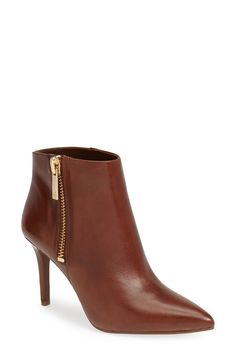 Jessica Simpson 'LaFay' Bootie (Women) available at just bought these 😍 Cute Shoes, Me Too Shoes, Bootie Boots, Ankle Boots, Brown Booties, Fall Booties, Fresh Shoes, Vogue, Short Boots