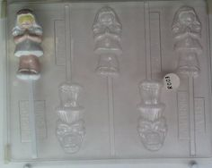 First CommunionGirlfront viewhead bowed R003 Religious Chocolate Candy Mold *** Check out the image by visiting the affiliate link Amazon.com on image.