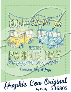 Parents Day ice cream truck social #grafcow #food #parentsweekend