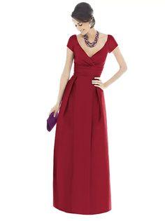 Alfred Sung Bridesmaid Dress D501 http://www.dessy.com/dresses/bridesmaid/d501/#.VpUlG_mLSM8