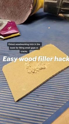 Woodworking Techniques, Woodworking Plans, Woodworking Crafts, Beginner Woodworking Projects, Woodworking Machinery, Woodworking Shop, Diy Furniture Renovation, Furniture Projects, Diy Arts And Crafts