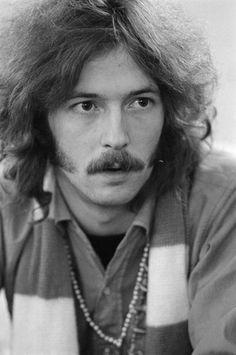 Eric Clapton taken by Linda McCartney, 1968