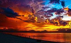 Orange Sky Photography