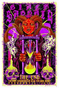 Black Sabbath - Kyler Sharp - 2016 ----