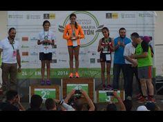 Trofeos en la Mini Maratón CaixaBank 2016. Elena Socorro volvió a conseguir la medalla de plata de la Categoría Infantil/ Femenino