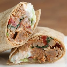 Whip Up This Turkey Sausage Burrito For A Healthy And Filling Breakfast