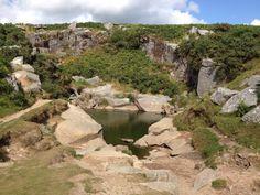 Pew Tor quarry