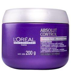 L'oréal Professionnel Absolut Control Power Mask - Bellalune