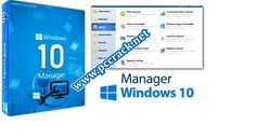 Windows 10 Manager is a holding nothing back one utility for Microsoft Windows 10 exceptionally via @pccrack