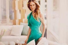 #kamzakrasou #sexi #love #jeans #clothes #coat #shoes #fashion #style #outfit #heels #bags #treasure #blouses #dressMaria Valentina - letná kolekcia a Sarah Jessica Parker