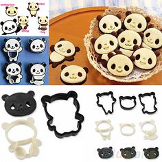 Panda Cookie Maker