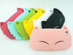 3D Cute Cartoon Kiki Cat Soft Silicone Back Cover Case for iPhone Samsung Phones | eBay