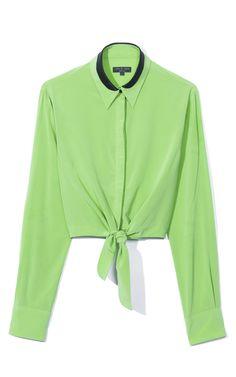 Rag & Bone Daisy Shirt at Moda Operandi