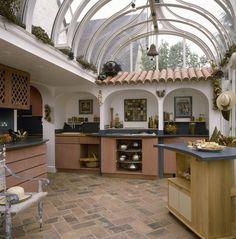 spanish kitchen makeover   küche esszimmer, steinadler und haus, Gartenarbeit ideen