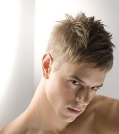 Short+Razored+Hair+for+Men | Image of Razored hairstyle for men