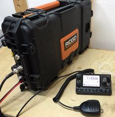 I wanted a good performing, do-all radio for portable operating from the car, camp site and field day. I choose the because it has a good reputation for performance, lots of features, and …portable ham radio case Off The Grid, Ham Radio Kits, Portable Ham Radio, Ham Radio License, Radios, Hf Radio, Ham Radio Equipment, Marine Grade Plywood, Computer Fan