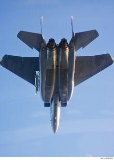 Boeing F-15 Silent Eagle & AMRAAM