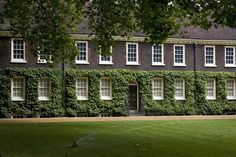 The Geffrye Museum in east London gives an insight into how Londoners have lived over the years. It's a museum of English domestic interiors and has room sets from 1600 right up to today.