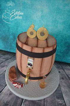 BARELL CAKE (domaća šljivovica) - cake by Zaklina