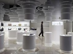 Japan is a hot-bed of out-of-the-box creativity and retail design is one of the areas in which it excels. The latest store with more is the new Patrick Cox boutique in Tokyo's Aoyama district, a mecca for fashion.
