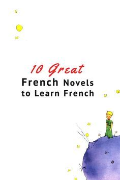 10 Great French Novels to Learn French for All Levels | Talk in French