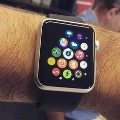 #applewatch #reloj by gusgusbcn