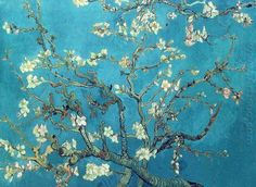 Branches With Almond Blossom 1890 - Vincent Van Gogh oil painting reproduction only need $57.00 for this week!