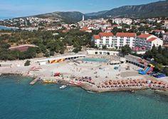 Nyaralás 4 főre a tengernél Horvátországban, Novi Vinodolskiban, a RUŽA Apartmanházban