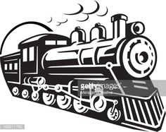 curved train track clipart - Google Search