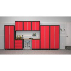 NewAge Products Bold Series 9 Piece Set - Red